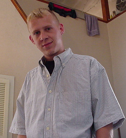 This picture of me has been on my blogs' about page for ten years.