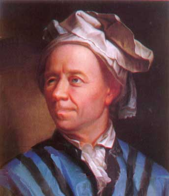 Euler is considered to be the preeminent mathematician of the 18th century and one of the greatest of all time. He is also one of the most prolific; his collected works fill 60–80 quarto volumes.