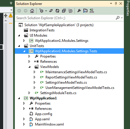 Unit Testing ViewModels In Prism Modules | Elusive Coding